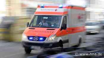 Eschwege: Unfall mit Rettungswagen bei Einsatzfahrt - HNA.de