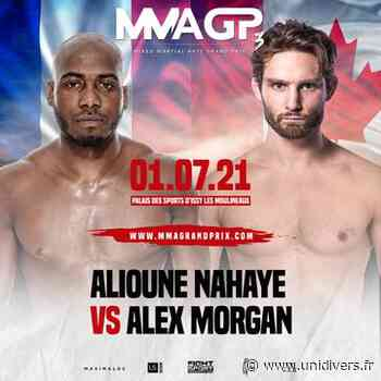 MMA GRAND PRIX 3 Palais des Sports Robert-Charpentier - Unidivers