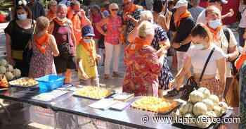 Carpentras : le melon et le terroir étaient à la fête ce samedi - La Provence