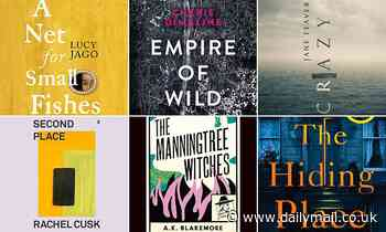 Brilliant summer reads chosen by our fiction reviewers