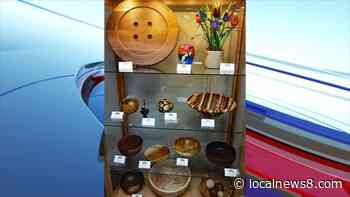 Works by Portneuf Valley Woodturners Association on display at Marshall Public Library - Local News 8 - LocalNews8.com