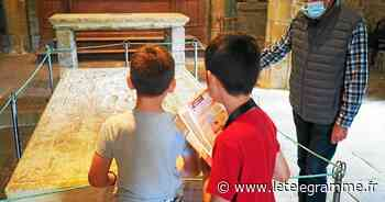À Ploemel, le premier après-midi de Détour d'Art a attiré les curieux - Le Télégramme