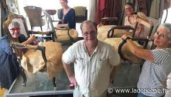 Villeneuve-sur-Lot : ils viennent de toute la France pour apprendre l'art de la tapisserie - LaDepeche.fr