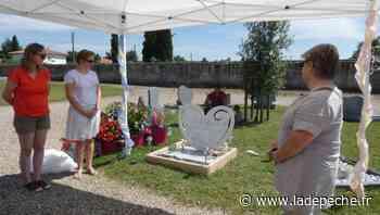 Villeneuve-sur-Lot. Une stèle pour les enfants décédés a été mise en place - ladepeche.fr