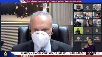 TCE multa ex-presidente da Câmara Municipal Santa Isabel em mais de R$ 600 mil - Manaus Alerta