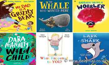 Books to get your paws on this summer! Sally Morris chooses the most fun reads for kids