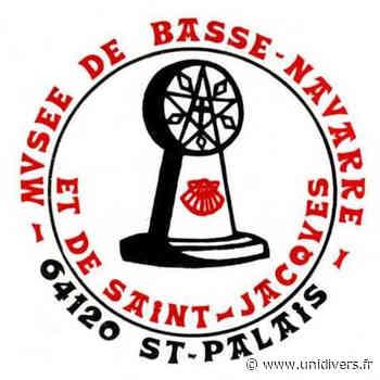 Conférence des Amis du Musée de Basse Navarre Saint-Palais jeudi 22 juillet 2021 - Unidivers
