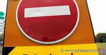 Du 19 au 23 juillet, la circulation sera perturbée à Plougastel-Daoulas en raison de travaux - Le Télégramme