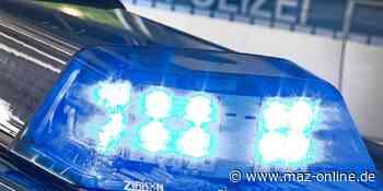 Wildau: Dieb auf frischer Tat erwischt - Märkische Allgemeine Zeitung