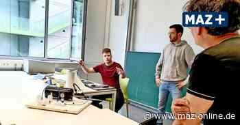 Wildau: TH-Studenten mit Bootsprojekt für die Documenta - Märkische Allgemeine Zeitung