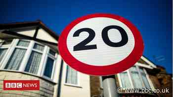 20mph speed limit announcement welcomed by campaigners