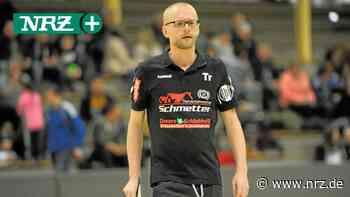 Handballer des TV Issum setzen auf Trainer Oliver Cesa - NRZ News
