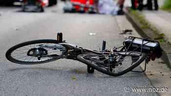 Fahrradfahrer bei Unfall in Hasbergen verletzt - noz.de - Neue Osnabrücker Zeitung