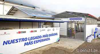 Proyecto Legado entrega planta de oxígeno medicinal para hospital de Oxapampa - Diario Perú21
