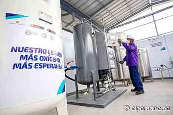 Pasco: ponen en funcionamiento planta de oxígeno en el Hospital de Oxapampa - El Peruano