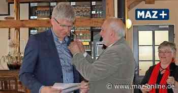 Bad Belzig: Marcus Mattes ist neuer Präsident des Rotary Clubs - Märkische Allgemeine Zeitung