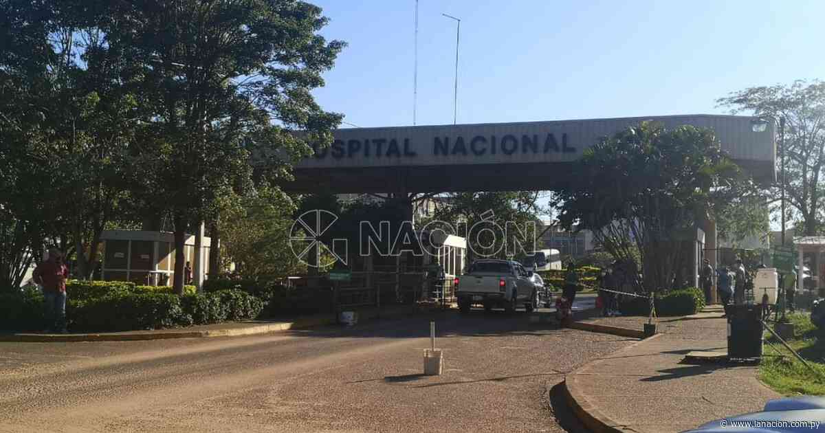 Hospital Nacional de Itauguá sigue a tope en unidad de terapia intensiva - La Nación