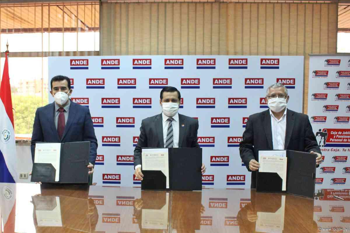 La ANDE construirá nueva agencia regional en Itauguá, Central | - ip.gov.py