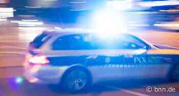 Beim Abbiegen: Unfall in Karlsbad mit 25.000 Euro Sachschaden - BNN - Badische Neueste Nachrichten