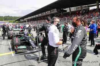 Lewis Hamilton vor Silverstone-Sprint: Grosse Skepsis - SPEEDWEEK.COM
