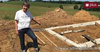 In Westhausen-Lippach entstehen vier Tiny-Houses - Schwäbische