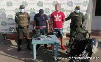 Dos capturados en Maicao por atraco a mano armada - Diario del Norte.net