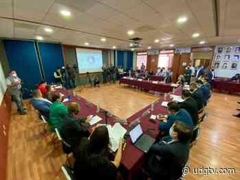 SIOP: Parte del crédito se ha invertido en malecón de Jamay y carreteras de Atotonilco el Alto - UDG TV