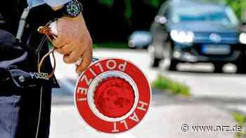 Kontrolle bei Isselburg: Mann ohne Führerschein erwischt - NRZ