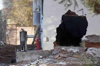 La explosión que marcó la historia de Aguada San Roque - Diario Río Negro