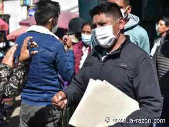 Lluta se presenta al Ministerio Público por desobedecer un fallo judicial, teme ser detenido - La Razón (Bolivia)