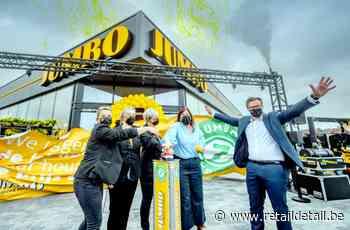 Hier is nummer tien: Jumbo opent in Zedelgem - Retail Detail Belgium