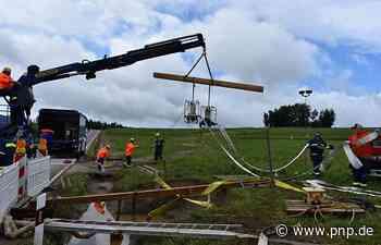 THW-Spezialisten helfen bei Hochwassereinsatz - Passauer Neue Presse