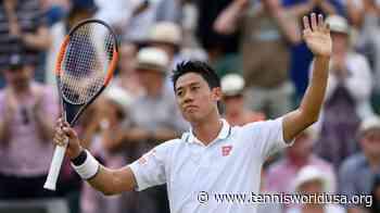 Kei Nishikori not happy with Wimbledon performance versus Jordan Thompson - Tennis World USA