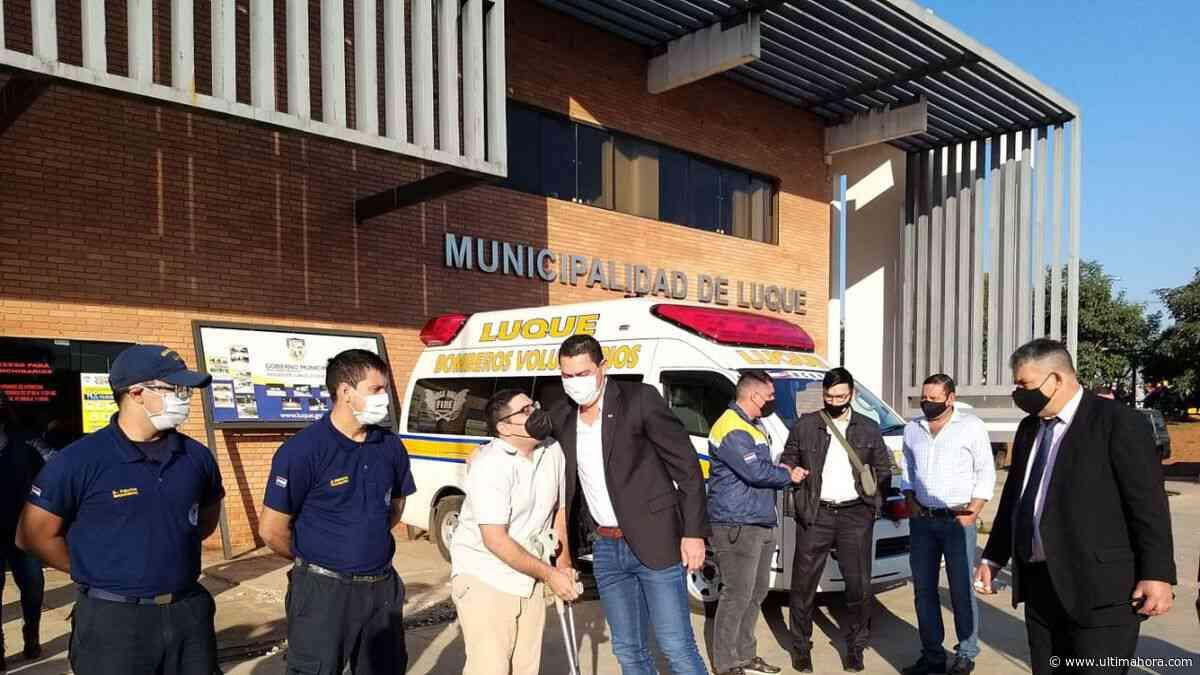 Renuncian intendentes en Luque y en Fernando de la Mora - ÚltimaHora.com