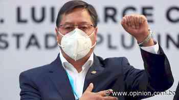 Arce: No se necesita ser presidente para sentirse cómodo en Ciudad de México - Opinión Bolivia