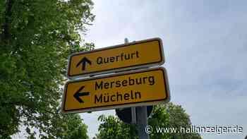 H@llAnzeiger - Saalekreis: Fahrbahnsanierung an der Ortsumfahrung Querfurt - H@llAnzeiger