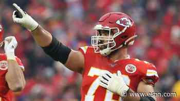 Super Bowl champion and pandemic orderly Laurent Duvernay-Tardif - Be bigger than your sport - ESPN