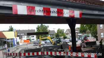 Edeka-Parkplatz an der Unnaer Straße in Werl wird umgebaut - soester-anzeiger.de