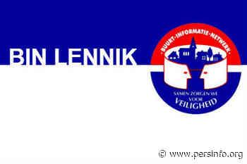 BIN Lennik, al half jaar in stilte, actief - Persinfo.org