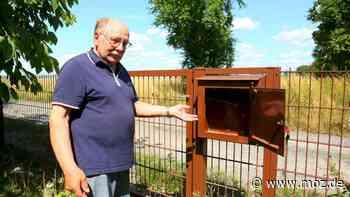 Problem Post Zustellung: Eine Briefbeförderung über 200 Meter in Fredersdorf-Vogelsdorf dauert ganze 14 Tage - moz.de