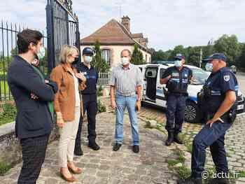 Yvelines. Le déploiement des caméras de vidéoprotection se poursuit à Rambouillet - actu.fr