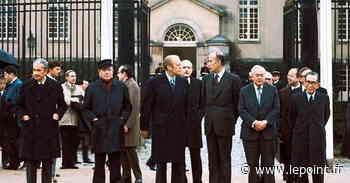 Quand Giscard inventait le G6 à Rambouillet - Le Point