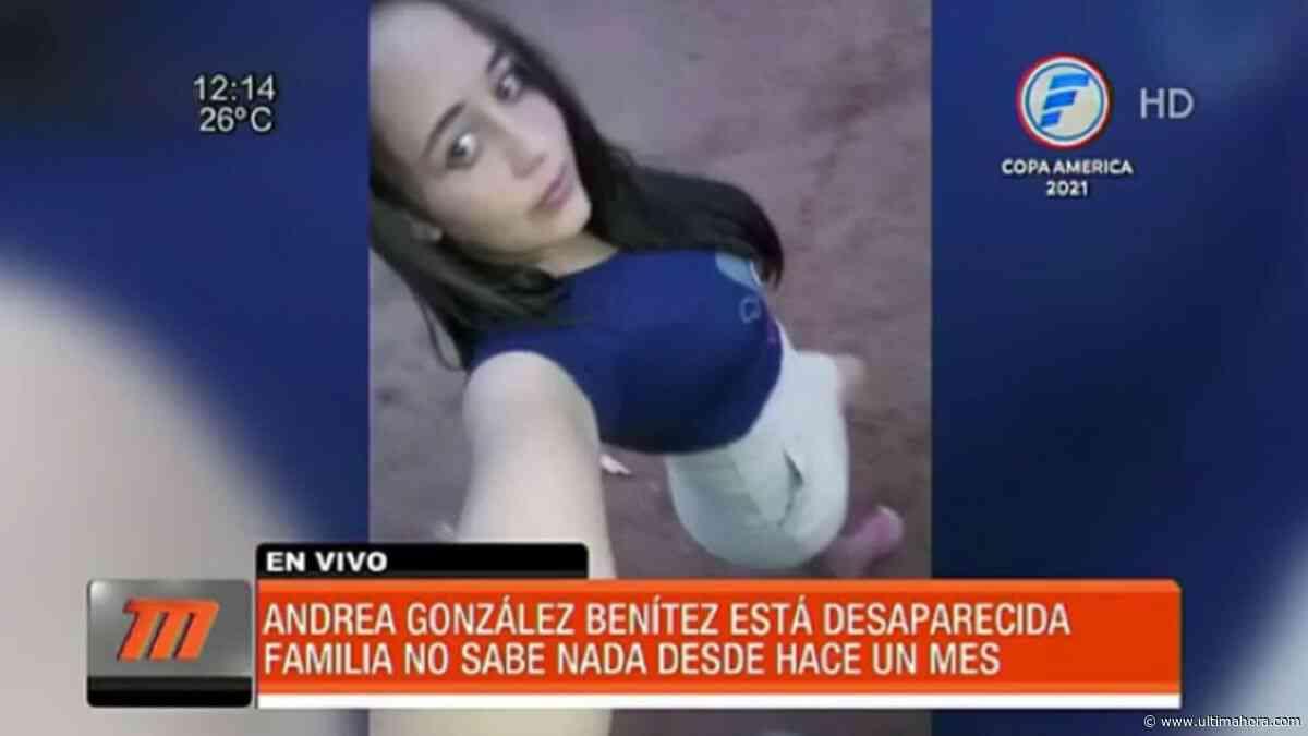 Buscan a adolescente desaparecida desde hace más de un mes en Caraguatay - ÚltimaHora.com