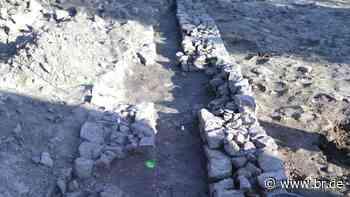 Archäologen machen sensationellen Römerfund in Obernburg - BR24
