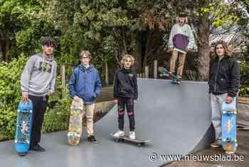 Ledegem en Moorslede bouwen samen skatepark in Dadizele - Het Nieuwsblad
