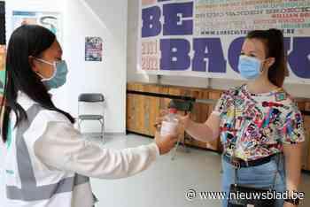 Vaccinatiecentrum Pallieterland zit over 100.000 prikken