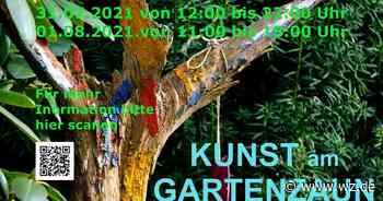 Kunst am Gartenzaun heißt eine Ausstellung in Kempen und am Niederrhein - Westdeutsche Zeitung