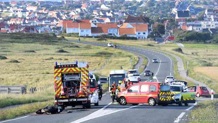 Accident mortel à Wimereux : les deux victimes étaient Boulonnaises - La Voix du Nord