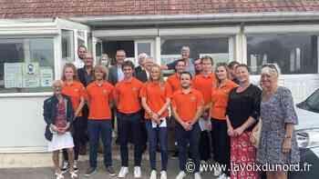 Huit maîtres nageurs surveilleront la plage de Wimereux cet été - La Voix du Nord