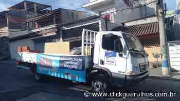 Cata-Treco atende os bairros Uirapuru, Nova Cumbica e Santa Helena neste sábado - Click Guarulhos